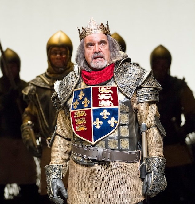 "Theater Review: ""Henry IV, Parts 1 and 2"" at Shakespeare Theatre"