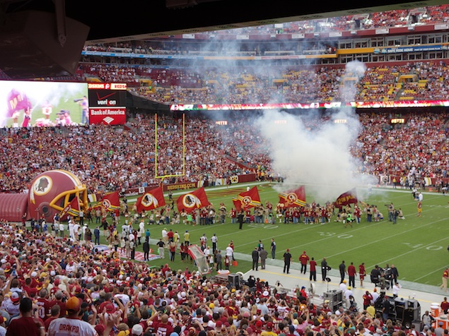 The Redskins Release Their 2014 Schedule