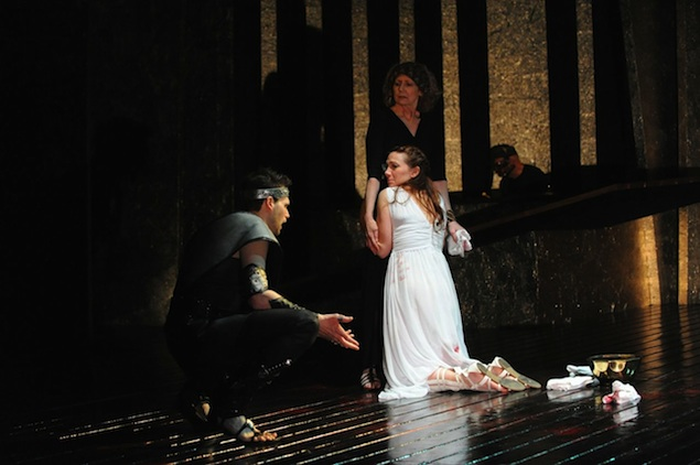 """Theater Review: """"The Love of the Nightingale"""" at Constellation Theatre"""