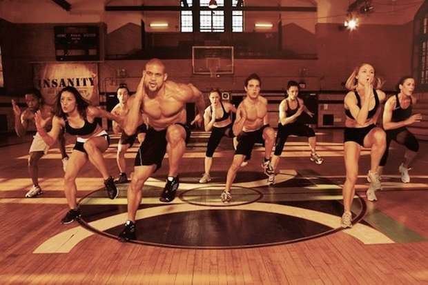 Fitness Class Review: Insanity at Sport&Health