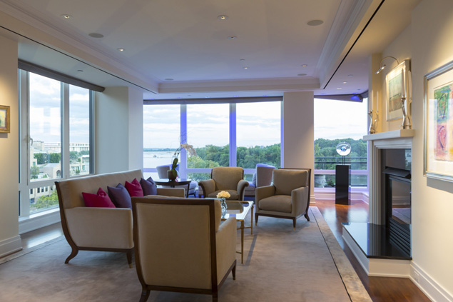 Most Expensive Homes on the Market: A Nearly  Million Penthouse at the Ritz-Carlton Residences