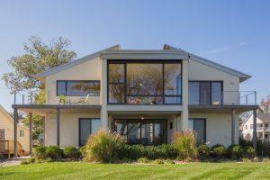 Beach Home Envy: Take a Peek Inside This Energy-Efficient Chesapeake Bay House