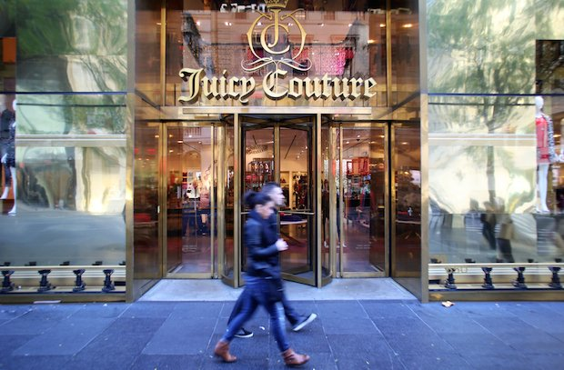 Juicy Couture in Georgetown to Close Next Tuesday