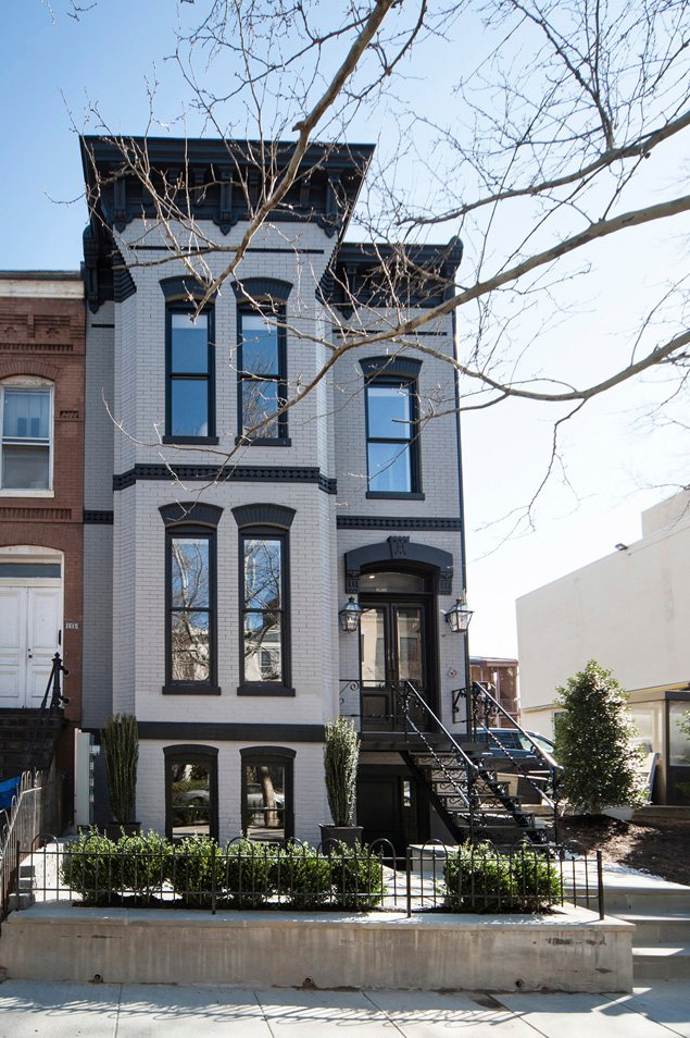 Listing We Love: A Trio of Flats in Logan Circle