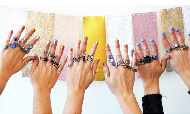 Mark Your Calendars for SWANK, a 10-Day Jewelry Pop-Up