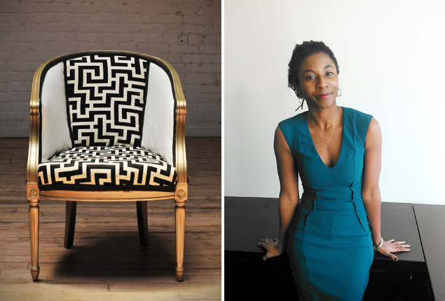 Get to Know: Nicole Crowder of Upholstery Biz Third + Grace