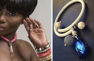 Emerging Designer Spotlight: Yvette Crocker of Tsion Rocks Jewelry