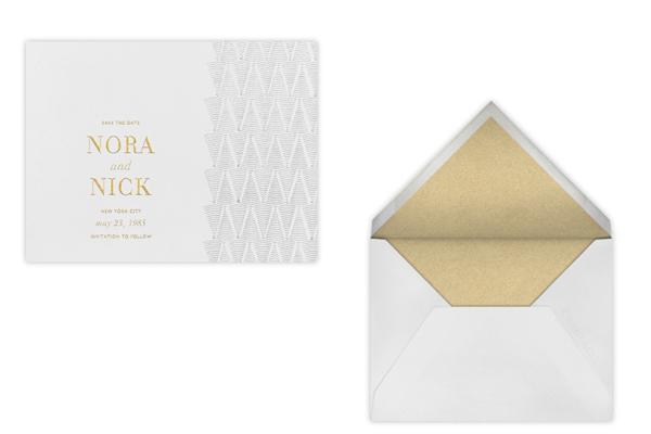 Paperless Invitations Wedding: Kelly Wearstler And Paperless Post Wedding Invitations