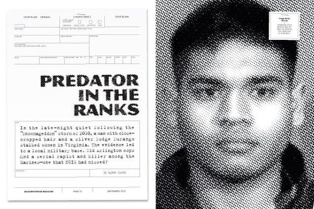 """Virginia Jury Recommends Death for """"Predator in the Ranks"""""""