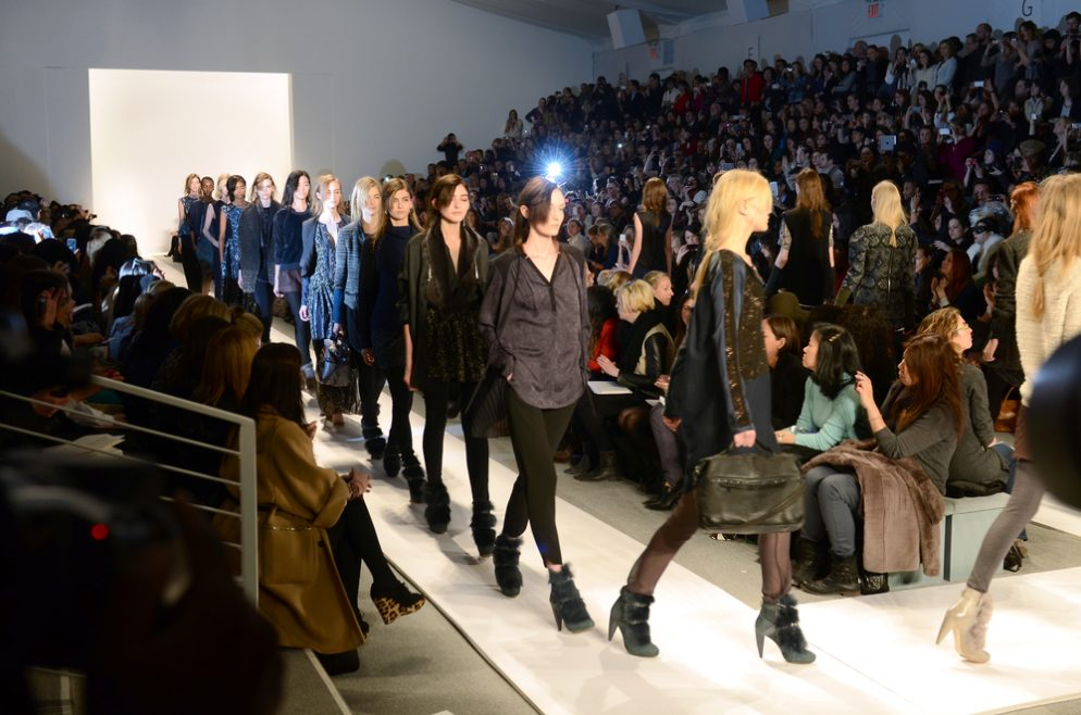 """Fashion Agenda: A Gold Cup Soiree, Pandora's Grand Opening With """"Lucky"""" Editors"""