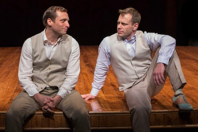 """Theater Review: """"The Two Gentlemen of Verona"""" at Folger Theatre"""