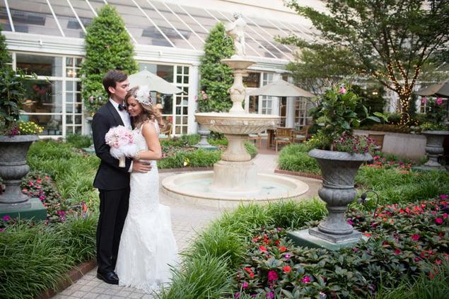 Real Wedding: Christina and Brandon