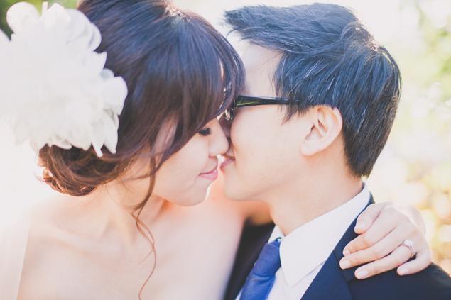 Real Wedding: Miriam and Martin