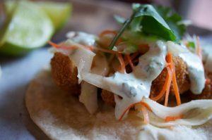 Summer Recipe: Michael Schlow's Fried-Chicken Tacos