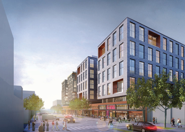 Development Firm Behind Union Market to Build Apartments and Retail Nearby