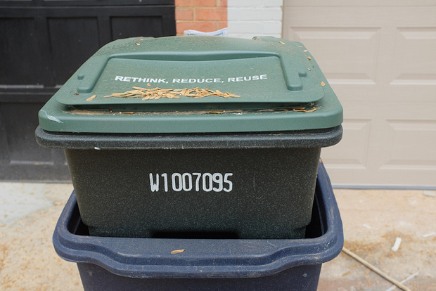 The DC Government Is Having a Hard Time With Garbage Cans