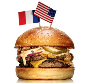 Recipe Sleuth: Le Diplomate's Burger Américain