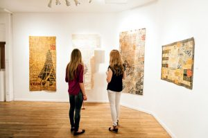Guide to Art Walks Around Washington
