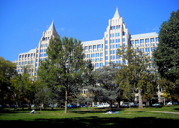 Washington Post Signs Lease to Move to Franklin Square