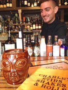 Recipe Sleuth: Bar Charley's Molokai Mule Cocktail