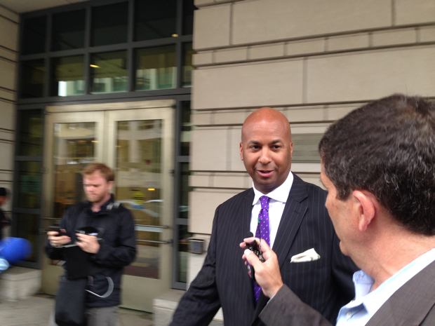 Former DC Council Member Michael A. Brown Gets 39 Months in Jail