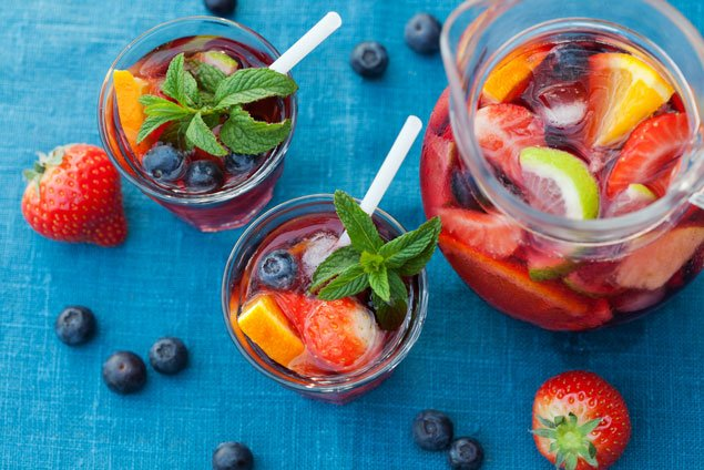 The Best Thing I Ate: Breakfast Pastries, Red-Wine Sangria