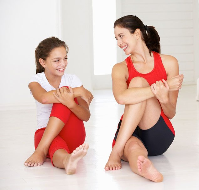 Fun Fitness Activities to Celebrate Mother's Day
