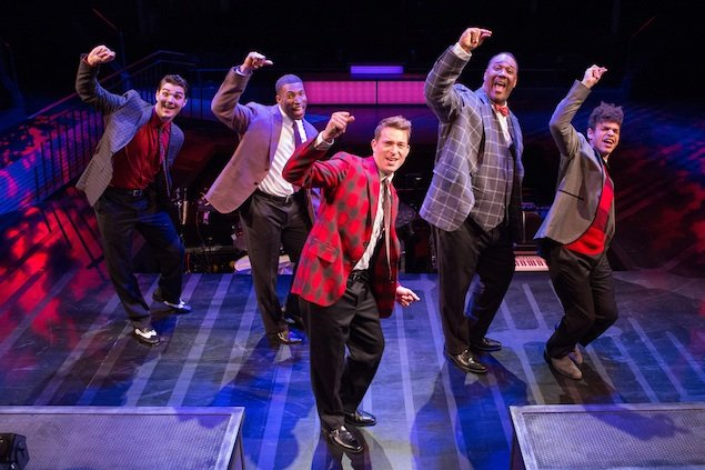 "Theater Review: ""Smokey Joe's Café: The Songs of Leiber and Stoller"" at Arena Stage"