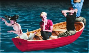 """Theater Review: """"Three Men in a Boat (To Say Nothing of the Dog)"""" at Synetic Theater"""
