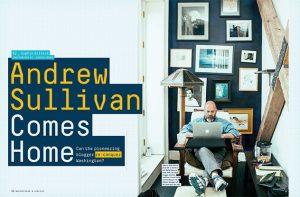 Can Andrew Sullivan Re-Conquer Washington?