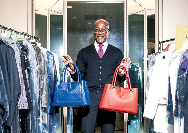 Style Tips From Shopping Expert Andre Spearman