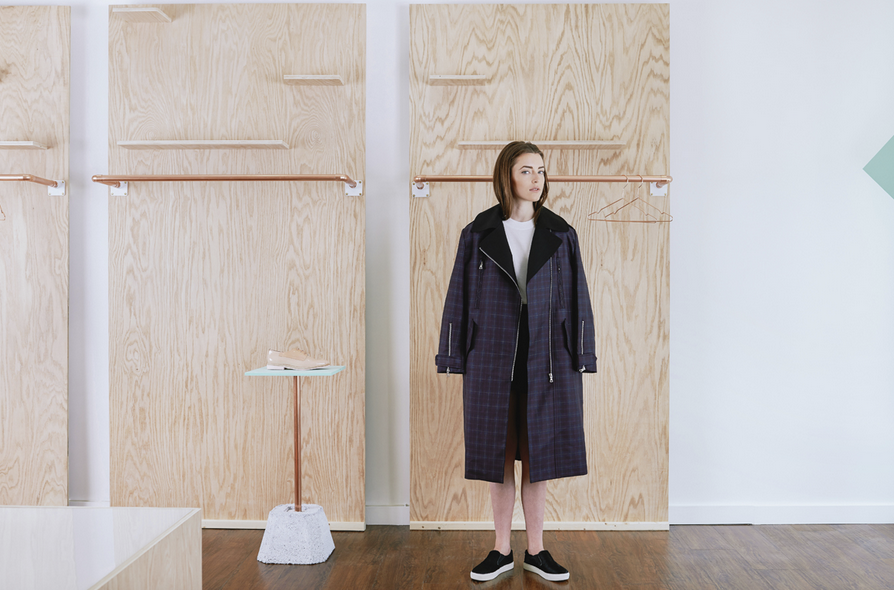 Lookbook Love: ANTHOM's Fresh New Collection (and Retail Space)