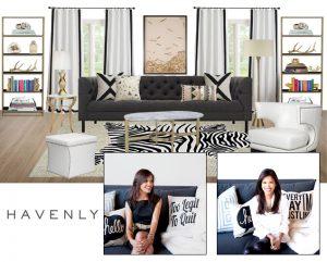 Meet Havenly, a New Budget-Friendly Design Service