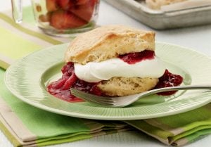 Family-Friendly Recipe: Individual Strawberry Shortcakes