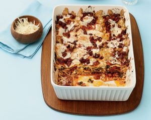 Family-Friendly Recipe: Lasagna With Bolognese & Spinach