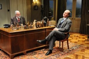 """Theater Review: """"Freud's Last Session"""" at Theater J"""