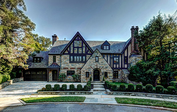 Most Expensive Homes on the Market: A .749 Million Manor Off Embassy Row