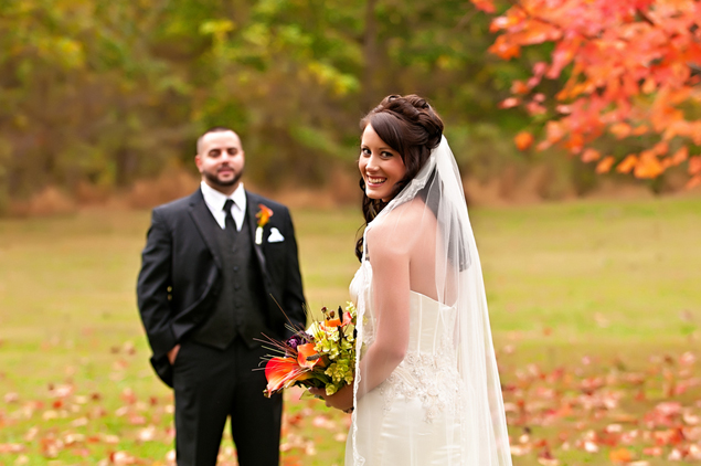 Real Wedding: Lauren and Michael