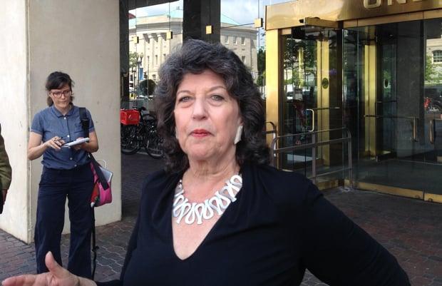 Carol Schwartz Launches Her Surprise Mayoral Campaign