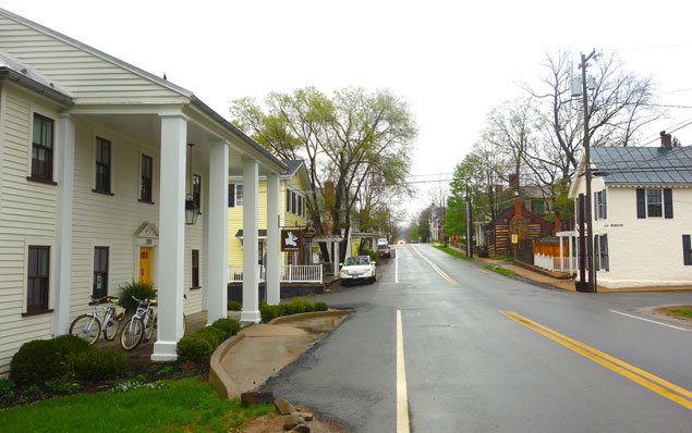 Tempers Flare in Little Washington, Virginia, Over Proposed Town Development Plans