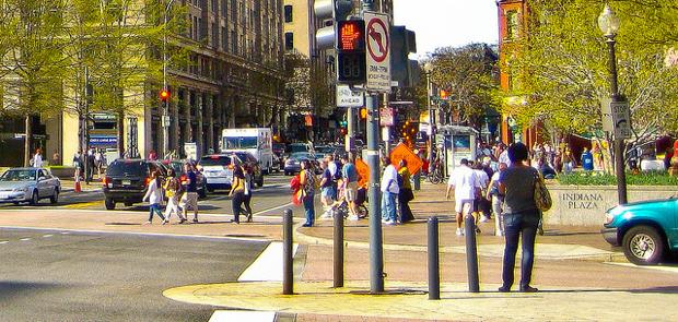 Washington Is Nation's Most Walkable Metropolitan Area, Researchers Say