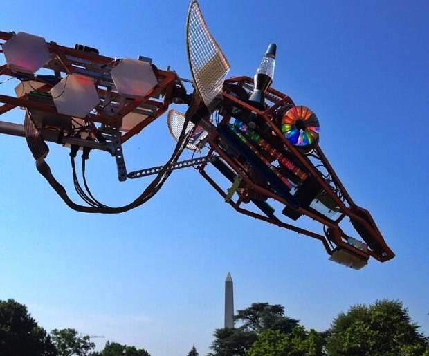 """Maker Movement"" Comes to the White House"