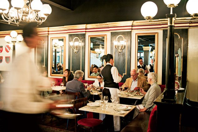 Petit Louis Bistro: The Old-Fashioned Way