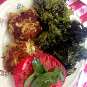 Food Finds: Petie Greens Crabcakes