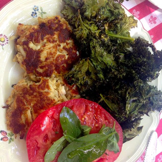 Food Finds: Petie Greens Crabcakes