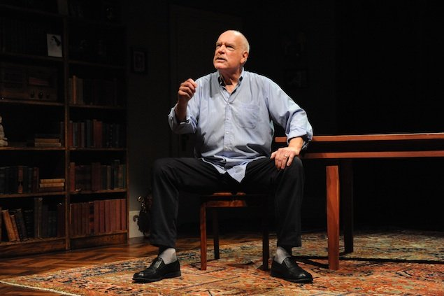 "Theater Review: ""The Prostate Dialogues"" at Theater J"
