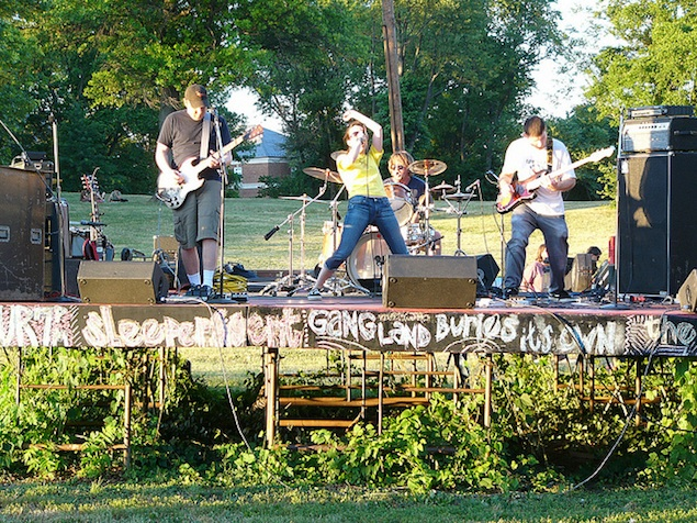 Fort Reno Canceled for 2014