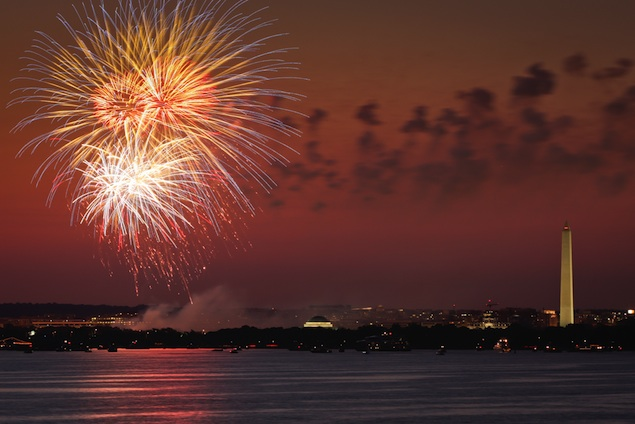Best Free Spots to Watch the Fourth of July Fireworks in Washington