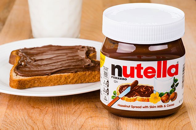 The Nutella Food Truck Returns in All Its Spreadable Glory