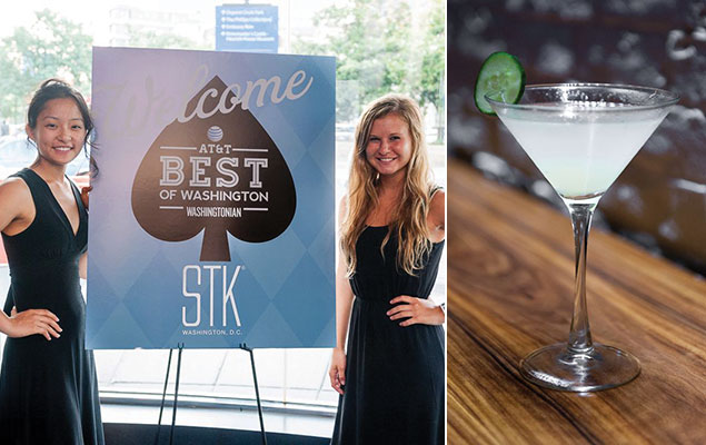 AT&T Best of Washington Happy Hour at STK (Photos)